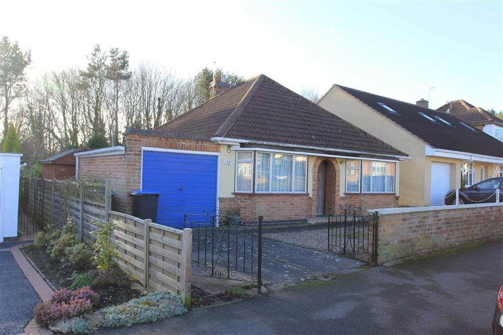 2 Bedrooms Bungalow for sale in Woodbank Road, Groby, Leicester