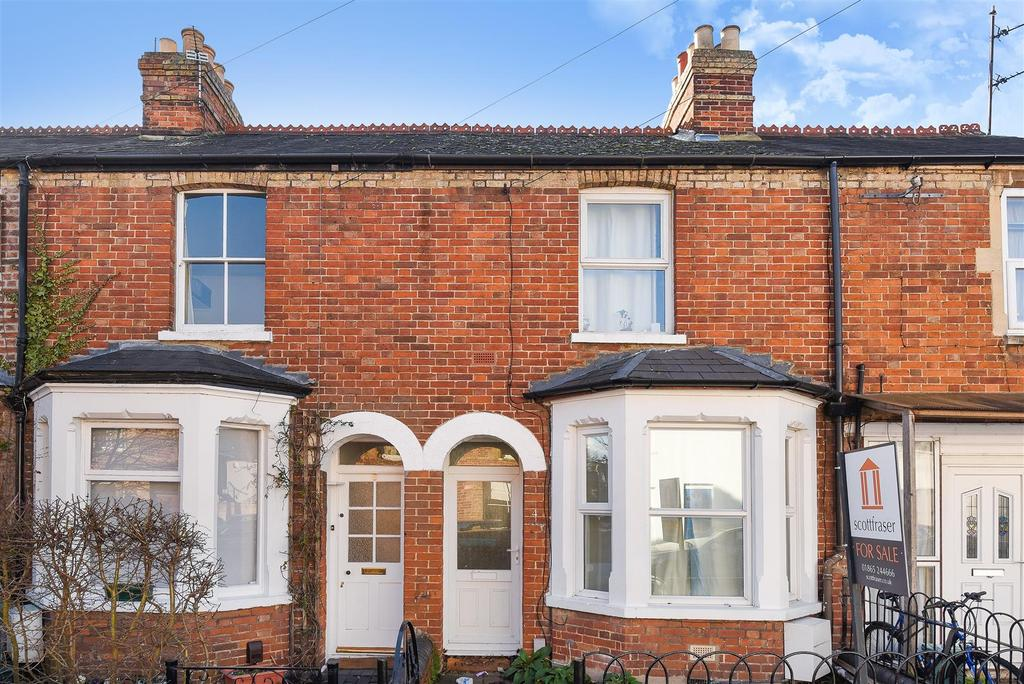 2 Bedrooms Terraced House for sale in Sidney Street, East Oxford