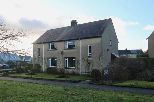 3 Bedrooms Semi-detached Villa House for sale in 3 Spokers Loan, Balfron, Glasgow, G63 0PA