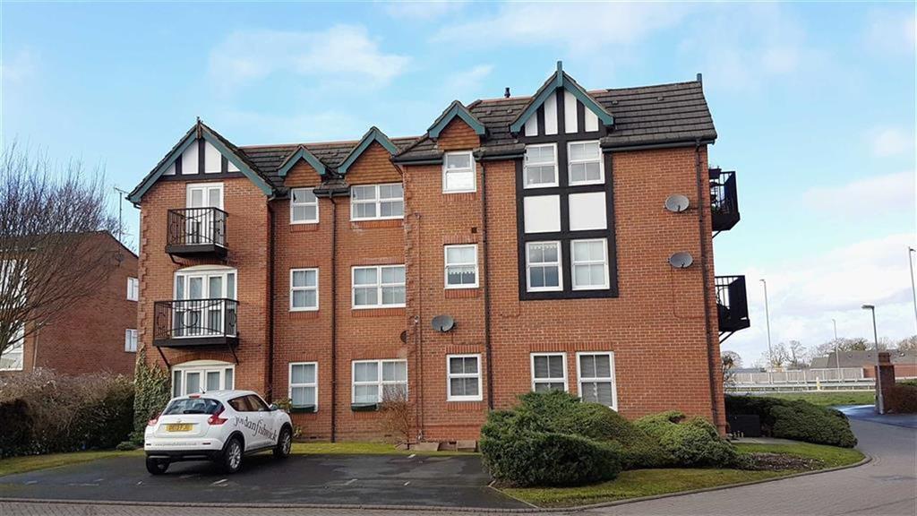 2 Bedrooms Apartment Flat for sale in Brompton Way, Handforth