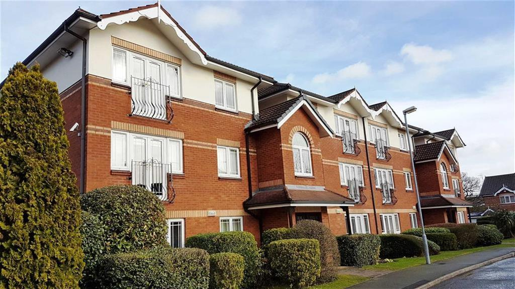 2 Bedrooms Flat for sale in Barford Drive, Wilmslow
