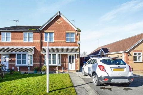 3 bedroom semi-detached house for sale - Sleightholme Close, Kingswood, Hull, HU7