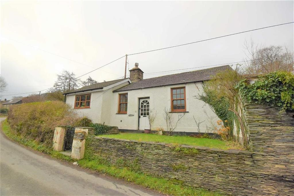 2 Bedrooms Cottage House for sale in Bryndulas, Forge, Machynlleth, Powys, SY20