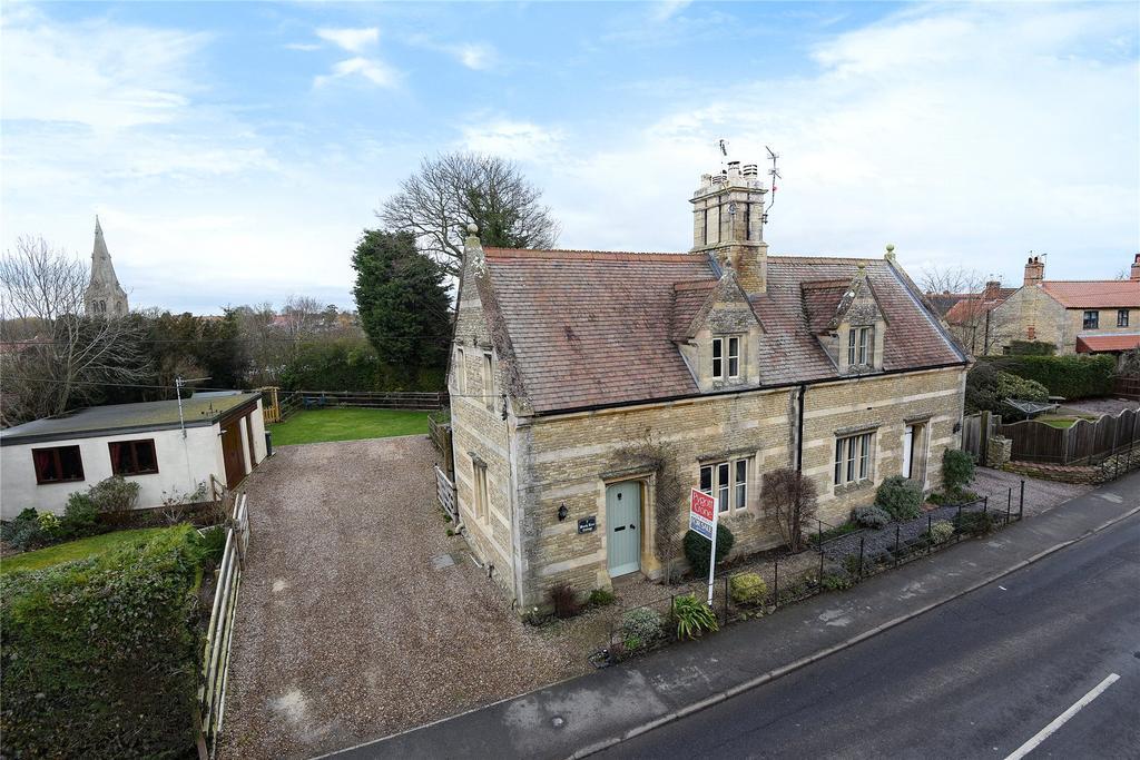 2 Bedrooms Semi Detached House for sale in Moor Lane, Leasingham, NG34