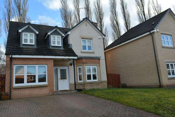 4 Bedrooms Detached House for sale in 8 Braids Drive, Crookston, Glasgow, G53 7SH