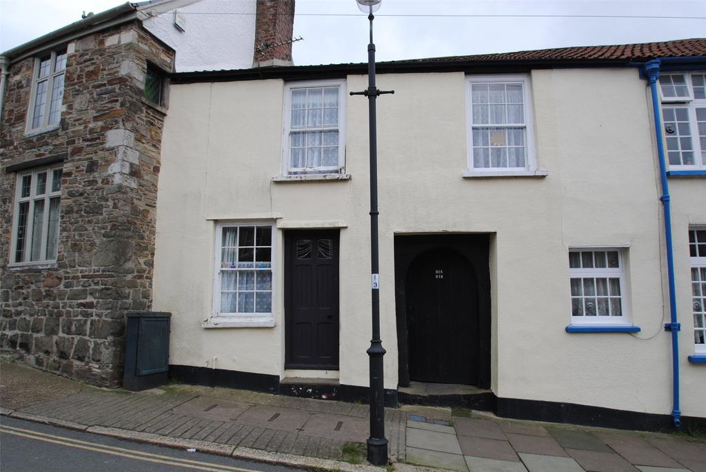 2 Bedrooms Terraced House for sale in Pilton Street, Barnstaple