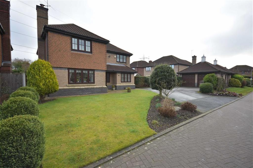 5 Bedrooms Detached House for sale in MELROSE CRESCENT, Higher Poynton, Cheshire