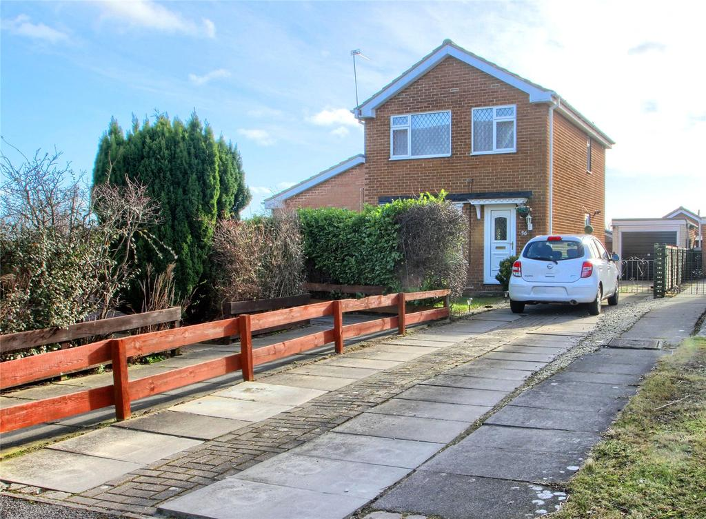 4 Bedrooms Detached House for sale in Norwood Close, Elm Tree