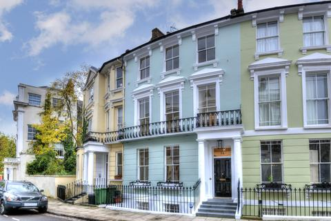 5 bedroom terraced house to rent - Chalcot Crescent, Primrose Hill, London NW1