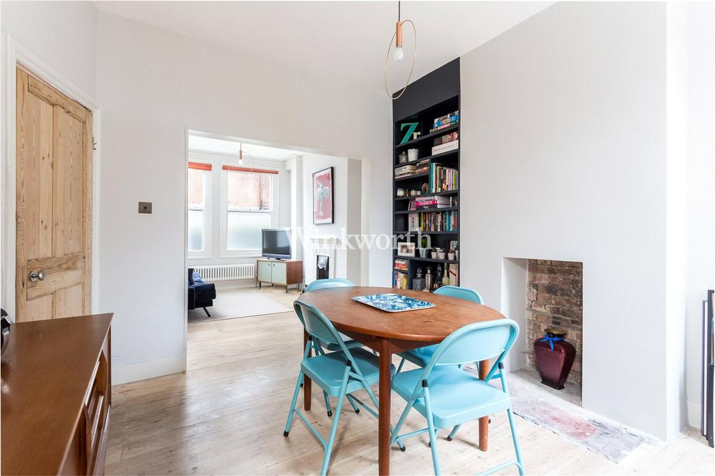 3 Bedrooms Terraced House for sale in Falmer Road, London, N155BA