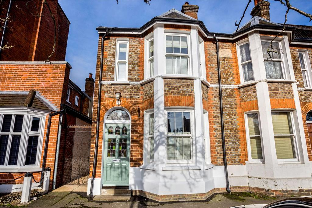 3 Bedrooms End Of Terrace House for sale in London End, Beaconsfield, HP9