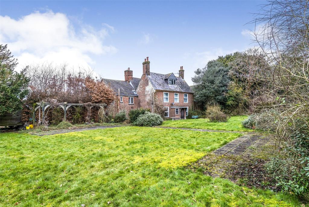 6 Bedrooms Detached House for sale in Haywards Lane, Child Okeford, Blandford Forum, Dorset