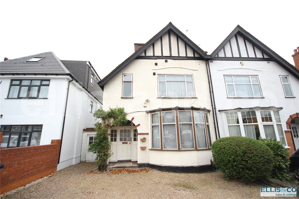 5 Bedrooms Semi Detached House for sale in Woodcroft Avenue, Mill Hill, London, NW7