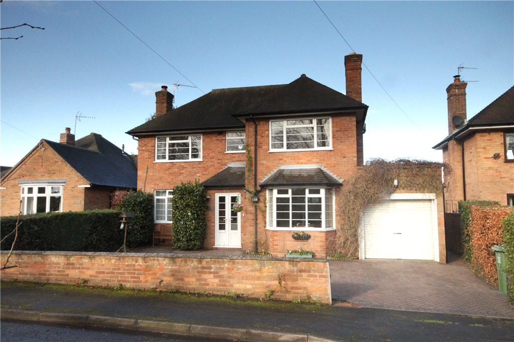 3 Bedrooms Detached House for sale in Bewdley Hill, Kidderminster, DY11