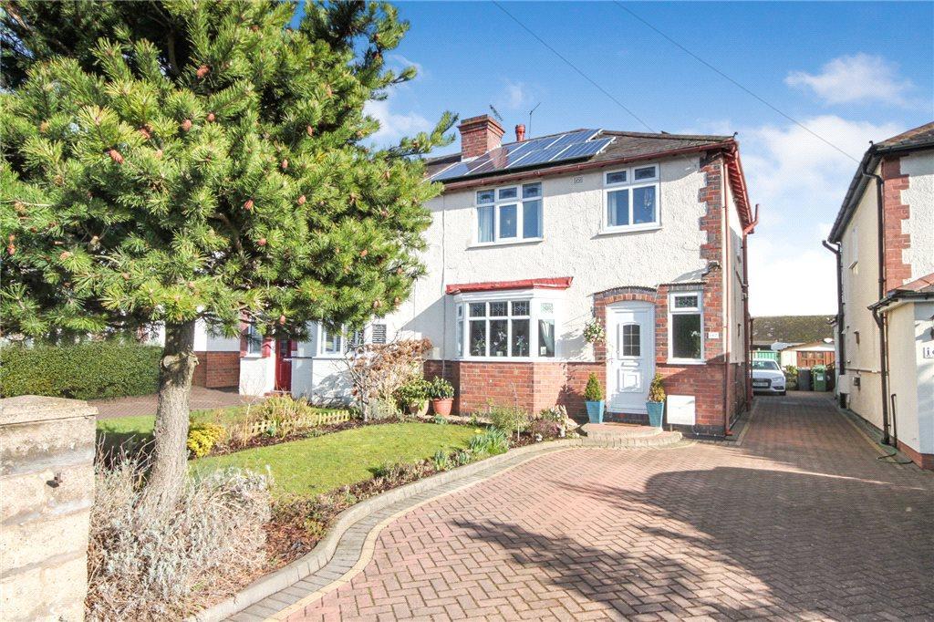 3 Bedrooms Semi Detached House for sale in Marlpool Lane, Kidderminster, DY11