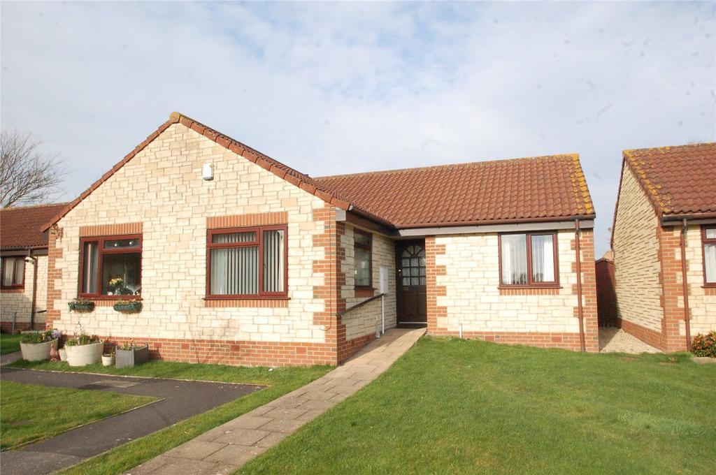2 Bedrooms Semi Detached Bungalow for sale in Willow Court, Bridgwater, Somerset, TA6