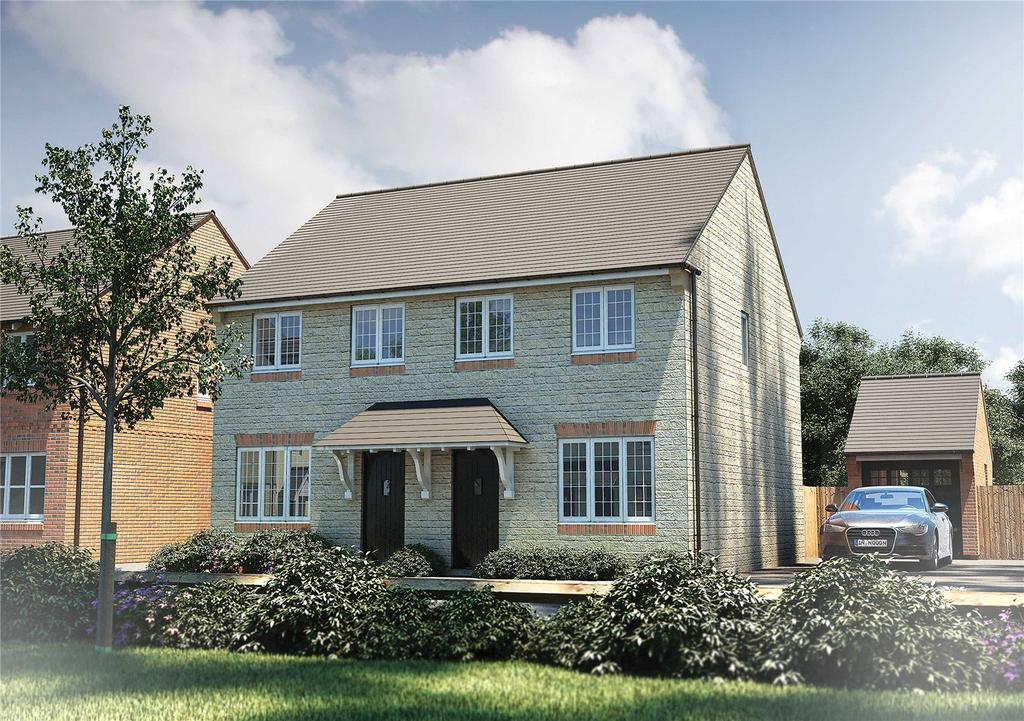 3 Bedrooms End Of Terrace House for sale in Littlewood Way, Cheddar, Somerset, BS27