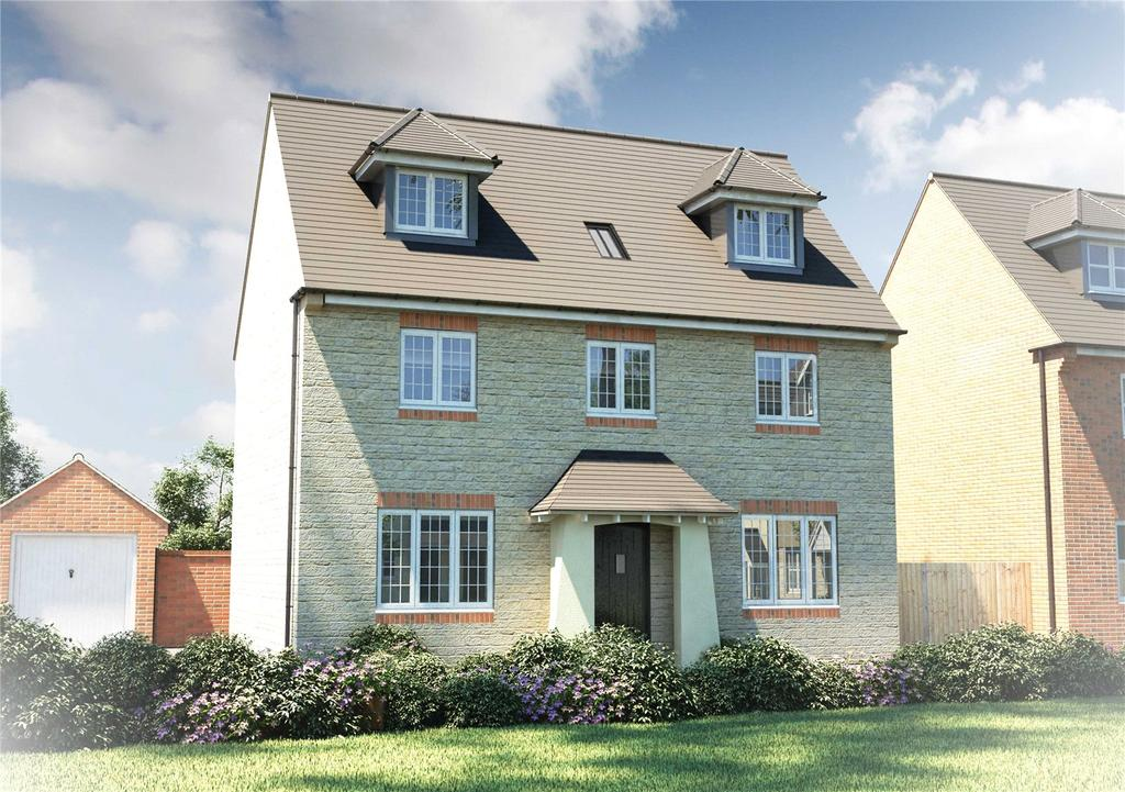 3 Bedrooms Terraced House for sale in Littlewood Way, Cheddar, Somerset, BS27
