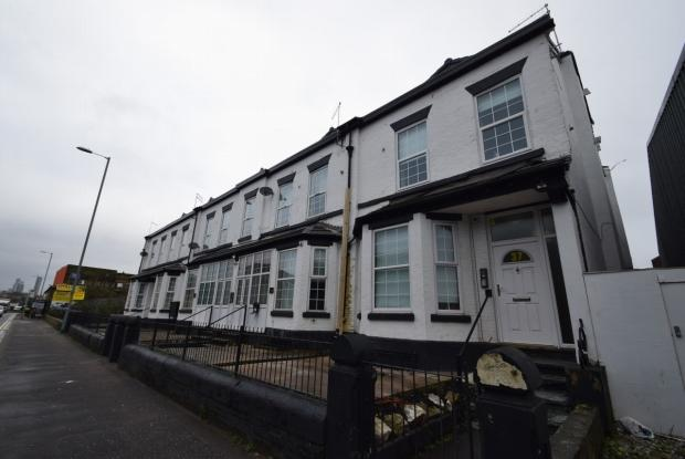 Studio Flat for sale in Hyde Road Ardwick Manchester