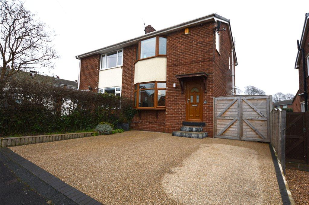 3 Bedrooms Semi Detached House for sale in Beaumont Street, Stanley, Wakefield, West Yorkshire