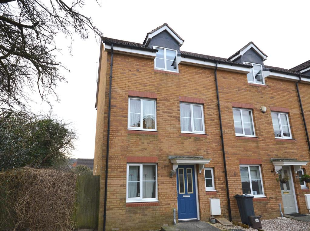 4 Bedrooms End Of Terrace House for sale in Speedwell Close, Pontprennau, Cardiff, CF23