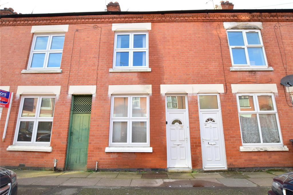 2 Bedrooms Terraced House for sale in Thurlby Road, Leicester