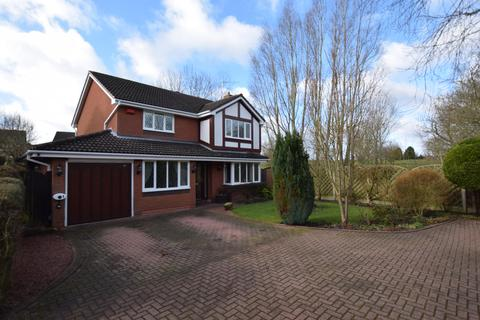 4 bedroom detached house for sale - Hollington Way, Shirley, Solihull, B90 4YD
