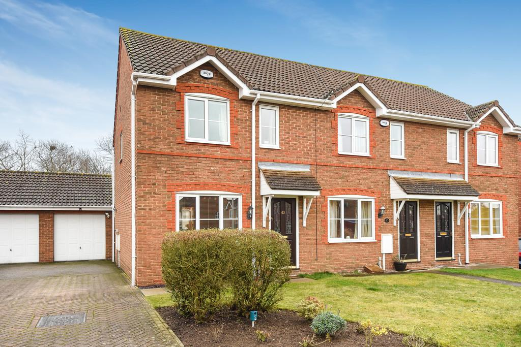 3 Bedrooms End Of Terrace House for sale in Chatfield Way, East Malling