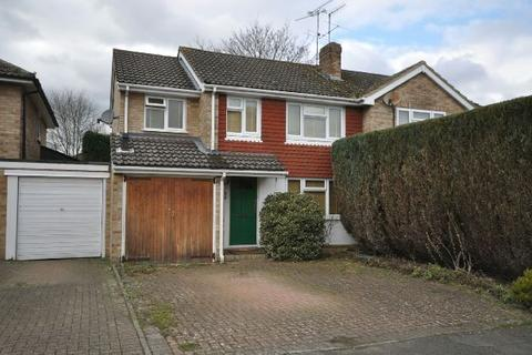 4 bedroom semi-detached house for sale - Quentin Road, Woodley, Reading,