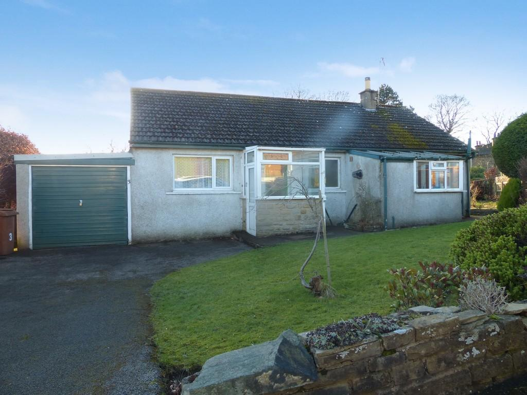 3 Bedrooms Detached Bungalow for sale in Haw Park, Embsay