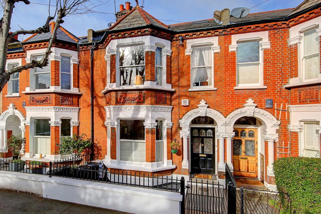6 Bedrooms Terraced House for sale in Winsham Grove, London, SW11