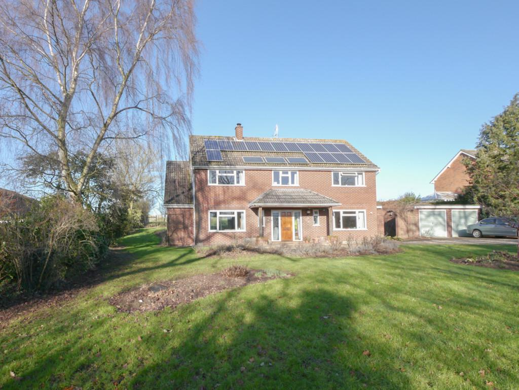5 Bedrooms Detached House for sale in Mill Road, Badingham, Suffolk
