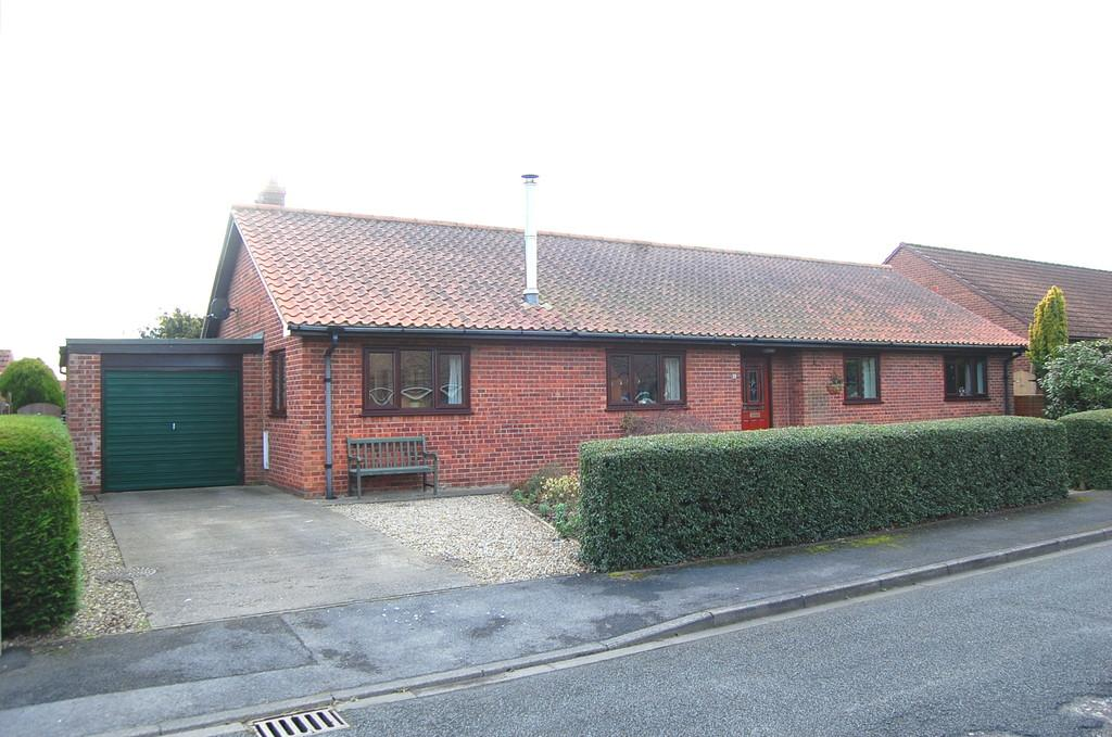 3 Bedrooms Detached Bungalow for sale in Golden Acres, East Cowton, Northallerton