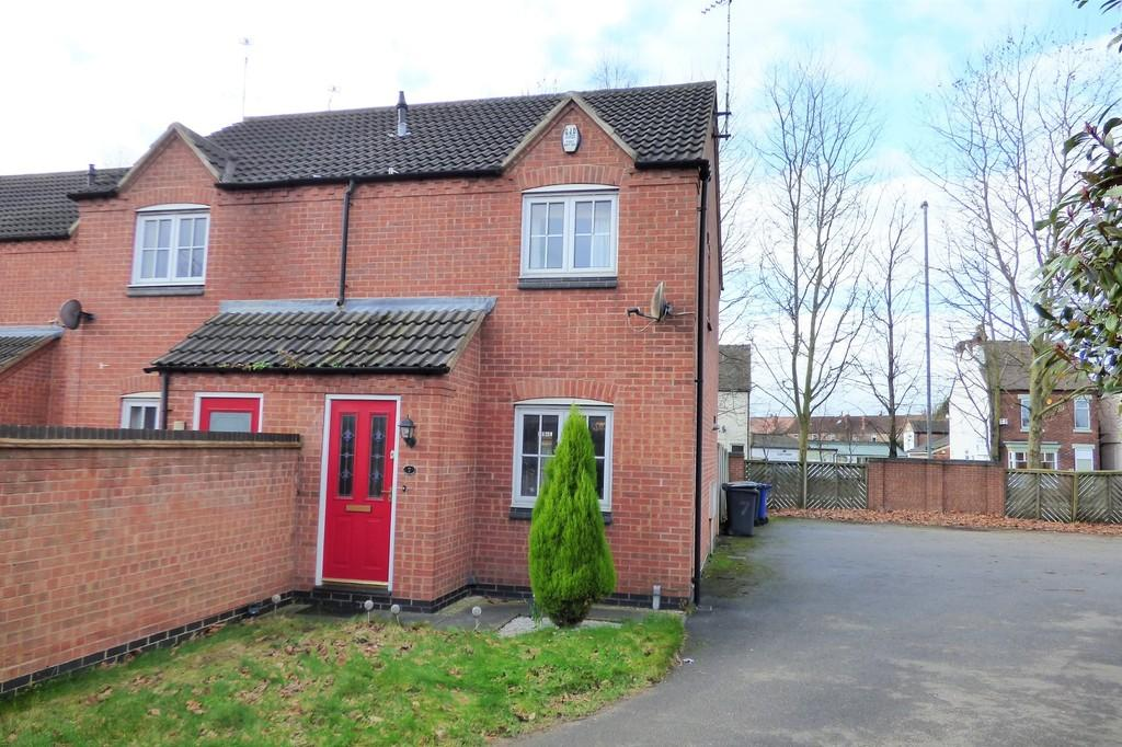 2 Bedrooms Town House for sale in Horninglow Croft, Burton-on-Trent
