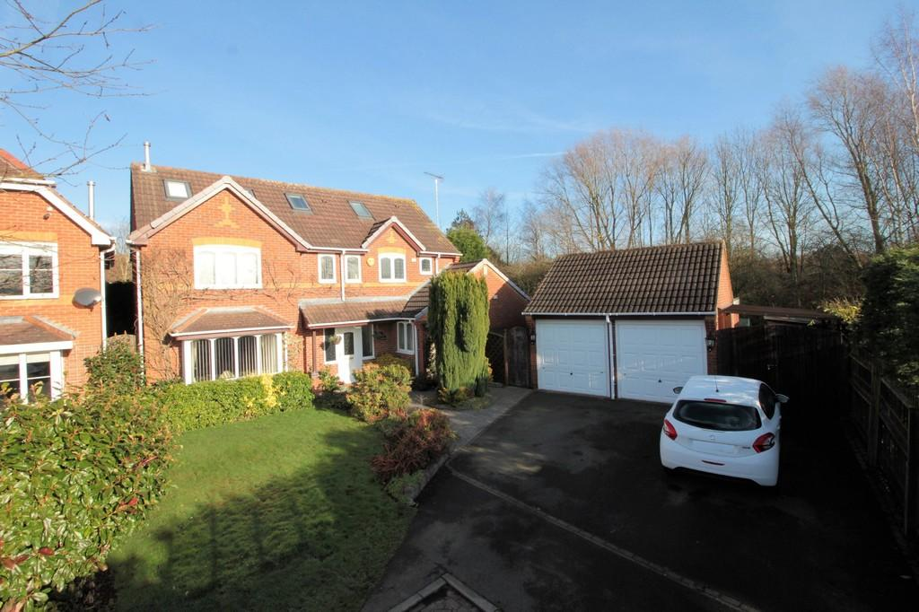 6 Bedrooms Detached House for sale in Ennerdale Gardens, Ashby-de-la-Zouch