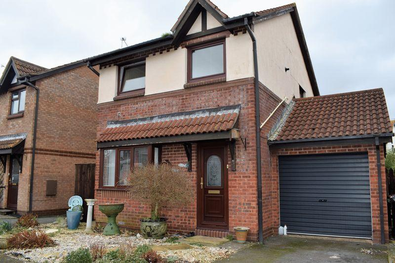 3 Bedrooms Detached House for sale in Hamilton Grove, Starcross
