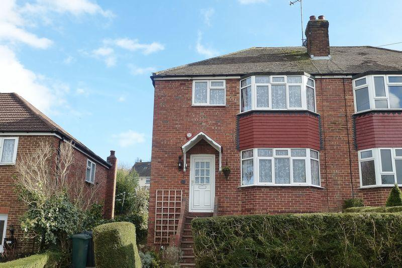 3 Bedrooms Semi Detached House for sale in Westfield Crescent, Brighton, East Sussex,
