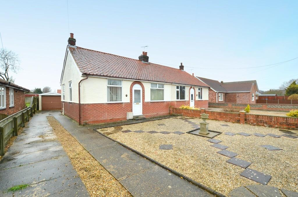 3 Bedrooms Semi Detached Bungalow for sale in Ashdale Road, Kesgrave, IP5 2PA
