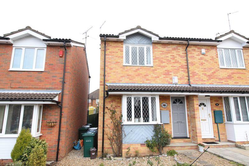 2 Bedrooms Semi Detached House for sale in Appletree Gardens, Barnet