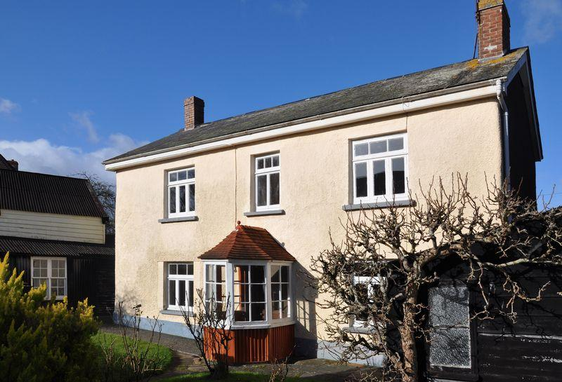 3 Bedrooms Cottage House for sale in Tedburn St Mary