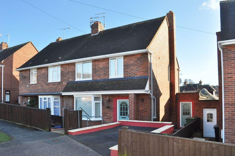 3 Bedrooms Semi Detached House for sale in Whipton