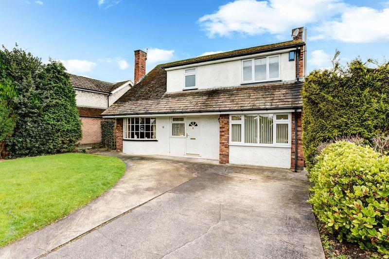 4 Bedrooms Detached House for sale in Pirie Road, Congleton