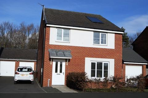4 bedroom detached house for sale - Miller Close, Newcastle Upon Tyne