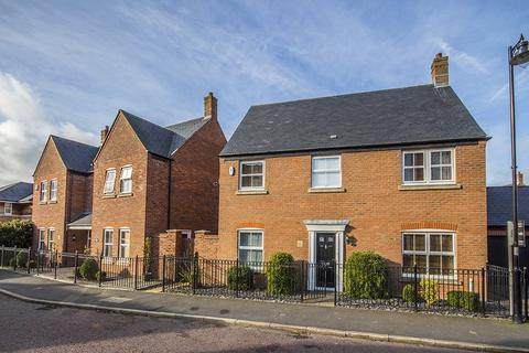 4 bedroom detached house for sale - Netherwitton Way, Great Park, Gosforth, Newcastle upon Tyne