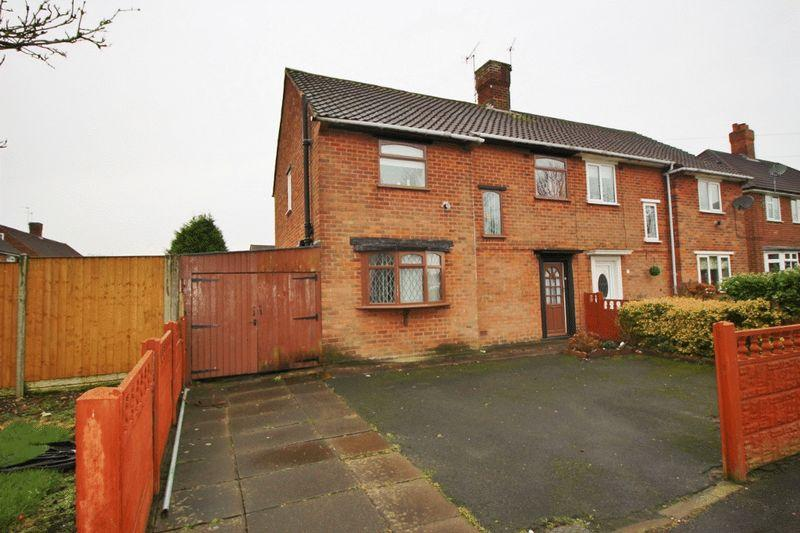 3 Bedrooms Semi Detached House for sale in Davis Road, Beacon Estate, Willenhall