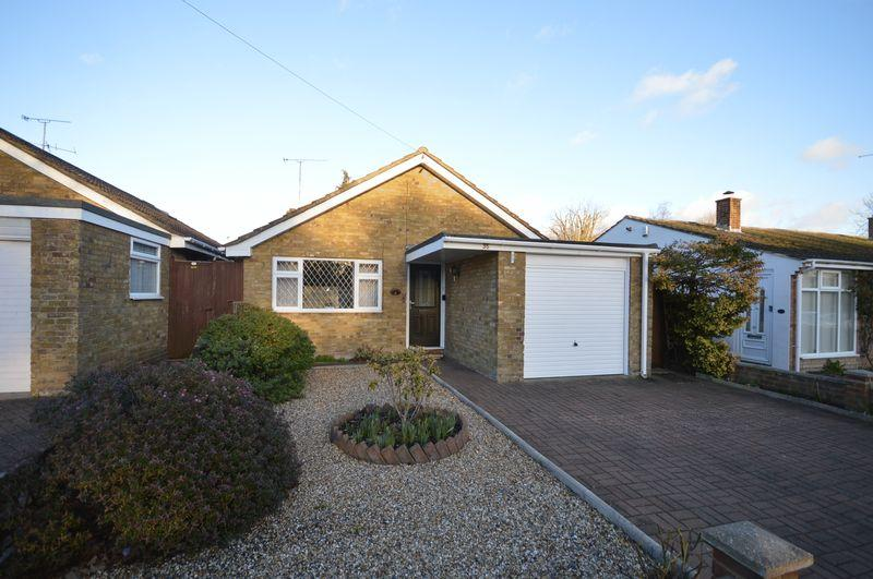 2 Bedrooms Detached Bungalow for sale in Cemetery Road, Houghton Regis, Dunstable
