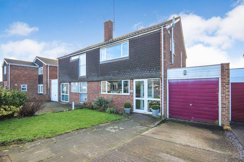 3 Bedrooms Semi Detached House for sale in Fallowfield, Ampthill