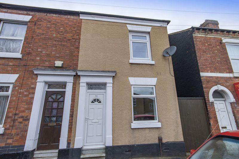 3 Bedrooms Semi Detached House for sale in Upper Boundary Road, Derby