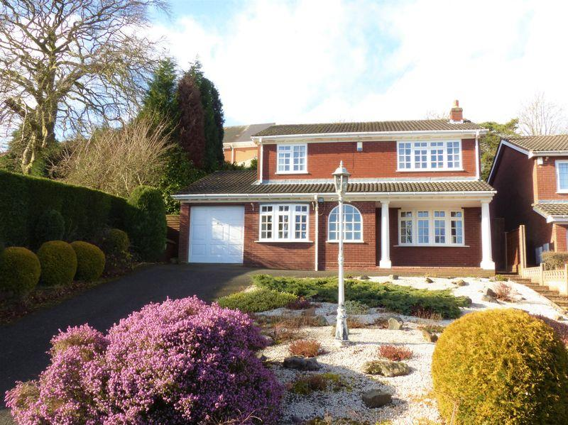3 Bedrooms Detached House for sale in Vale View, Walsall