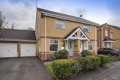 2 bedroom semi-detached house to rent - PARKLAND DRIVE, CHELLASTON